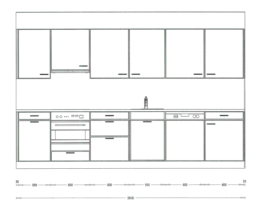 Downloads erstvermietung mietwohnungen freiburgstrasse for Küchenfront